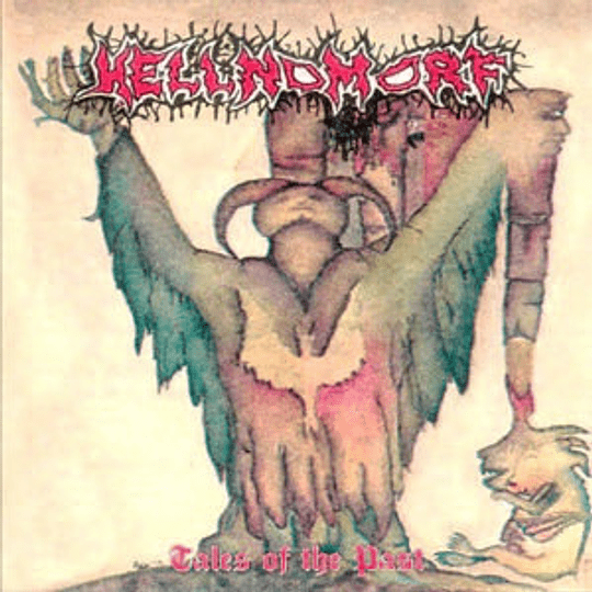 HELLNOMORF - Tales Of The Past CD