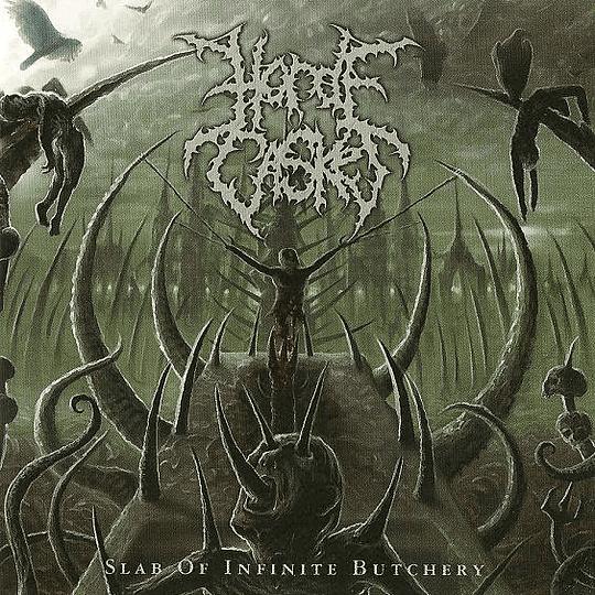 HORDE CASKET - Slab Of Infinite Butchery CD