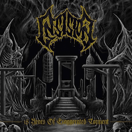 INSISION - 15 Years Of Exaggerated Torment 2 CD