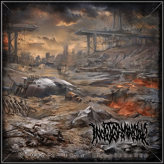 INDETERMINABLE  - Symbols That Disappeared