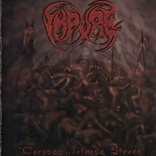 IMPURE - Corpses...Intense Stench CD