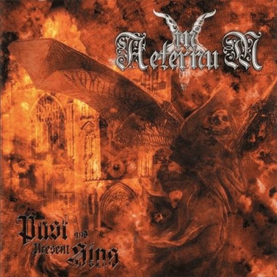 IN AETERNUM - Past And Present Sins CD