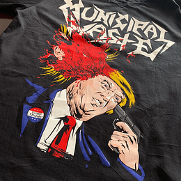 MUNICIPAL WASTE - The only walls we built are the walls of death SHIRT
