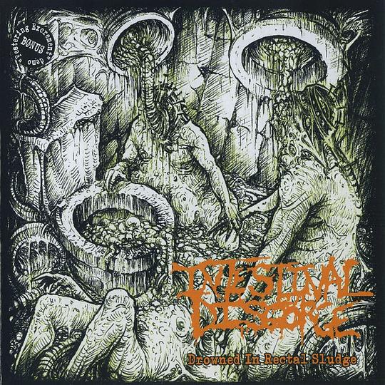 INTESTINAL DISGORGE -  Drowned in Rectal Sludge CD