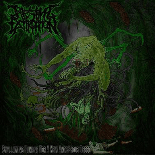 INTESTINAL EXTIRPATION - Swallowing Humans For A New Amorphous Breed CD