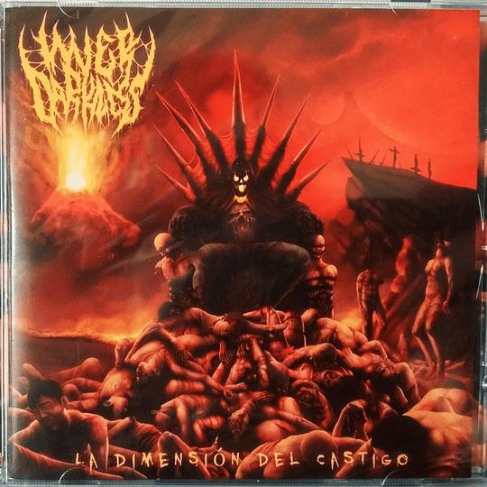 INNER DARKNESS -  La Dimensión Del Castigo CD