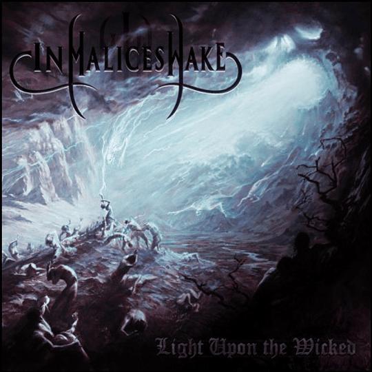 IN MALICE'S WAKE - The Thrashening CD