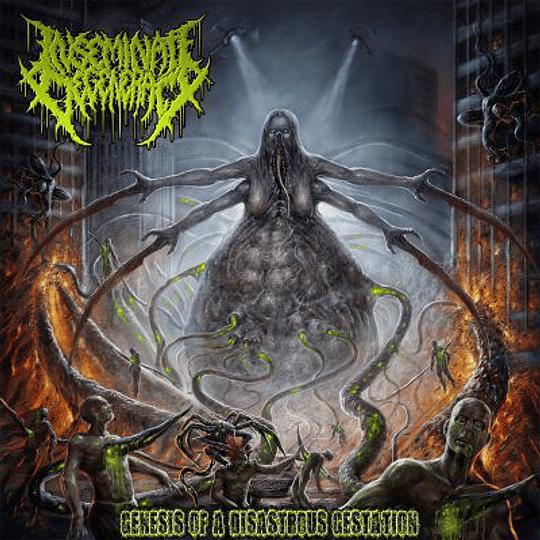 INSEMINATE DEGENERANCY - Genesis of a Disastrous Gestation CD