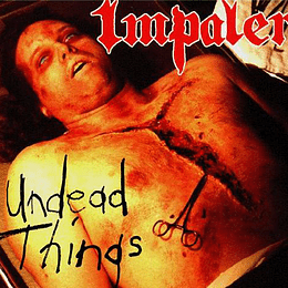 IMPALER - Undead Things CD