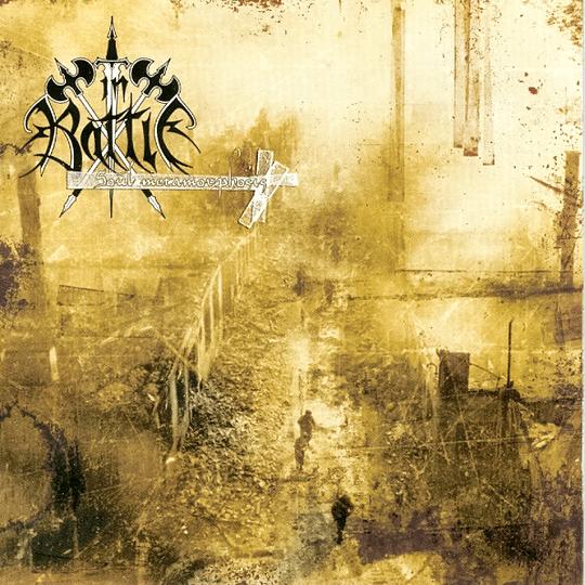 IN BATTLE - Soul Metamorphosis CD