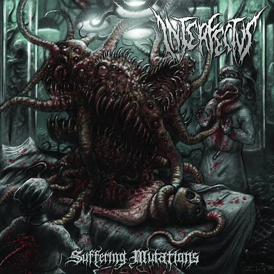 INTERFECTUS – Suffering Mutations CD