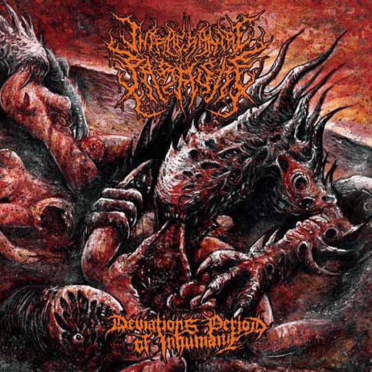 INTRACRANIAL PARASITE - Deviations Period Of Inhumane CD