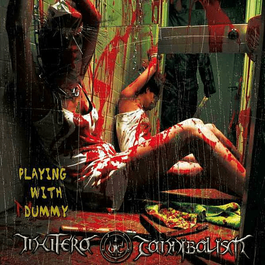 IN UTERO CANNIBALISM – Playing With Dummy CD