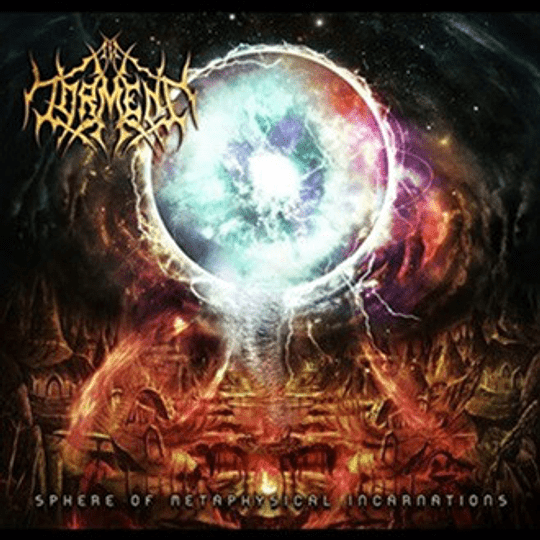 IN TORMENT - Sphere of Metaphysical Incarnations CD