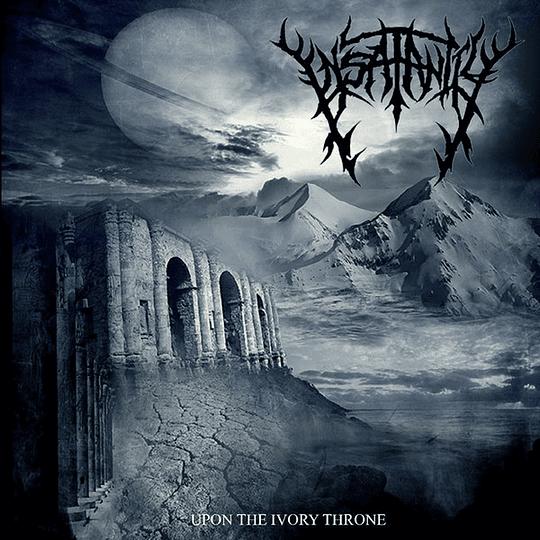 INSATANITY - Upon the Ivory Throne CD