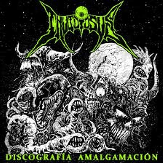 INVIDIOSUS - Discografía Amalgamación CD