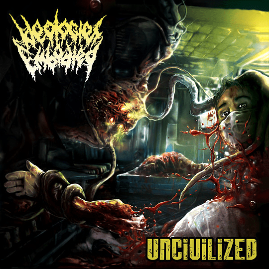 IDEOLOGIES EMBODIED - Uncivilized CD