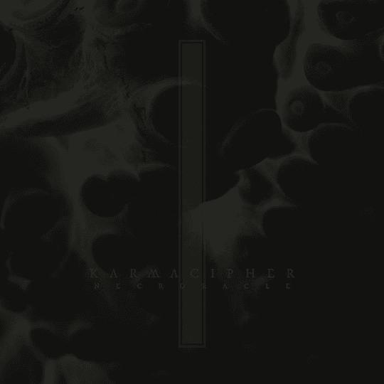 KARMACIPHER - Necroracle CD SLIPCASE