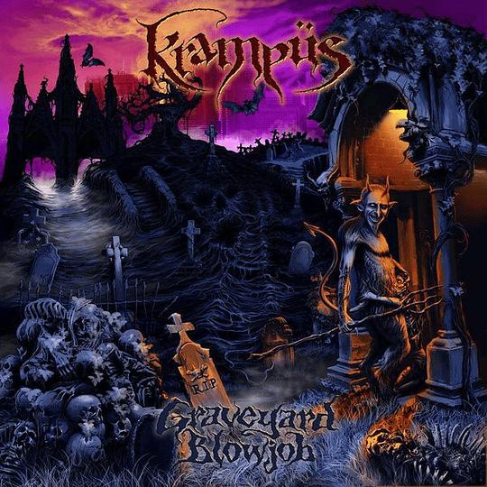 KRAMPÜS - Graveyard Blowjob CD