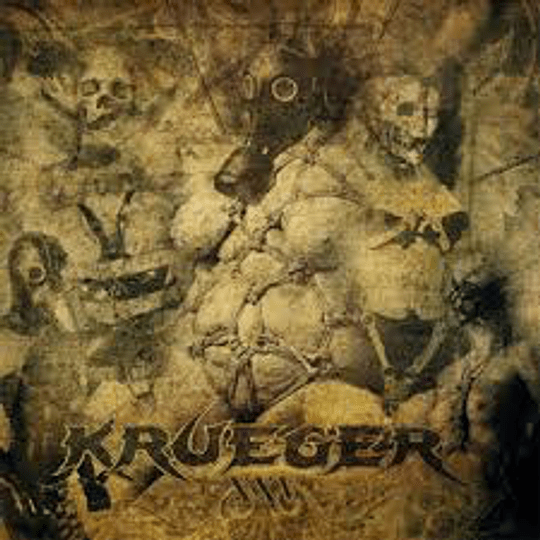 KRUEGER - XXV CD