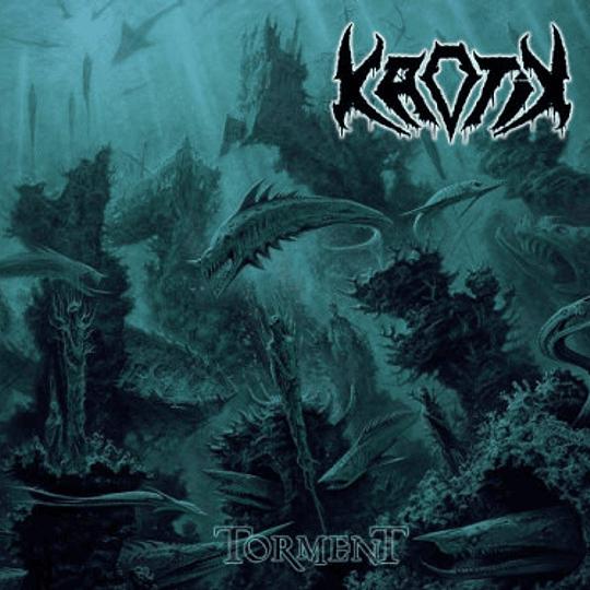 KAOTIK -  Torment SLIPCASE CD