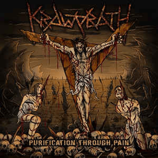 KRAWORATH - Purification Through Pain CD