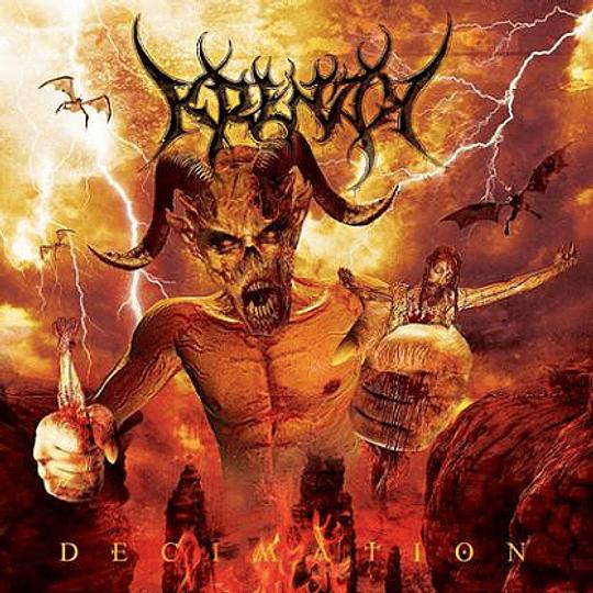 KRENAK - Decimation CD