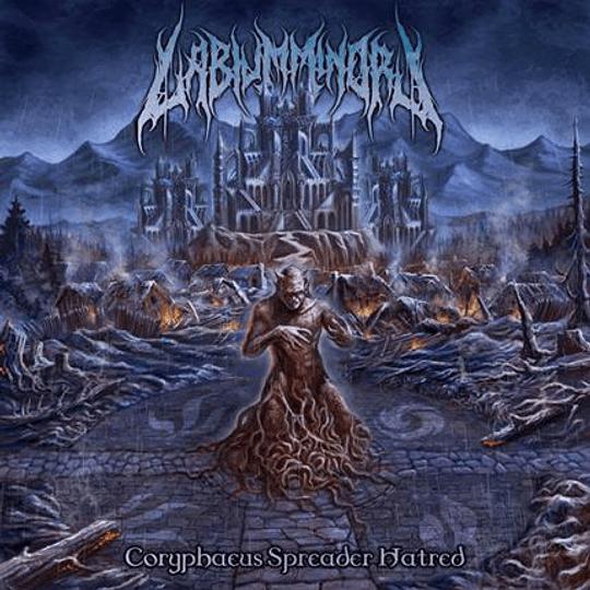 LABIUM MINORA -  Coryphaeus Spreader Hatred CD