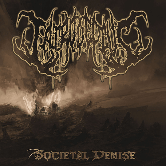 LATRODECTUS - Societal Demise CD