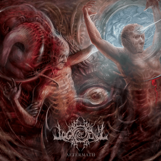 LOGIC OF DENIAL - Aftermath CD