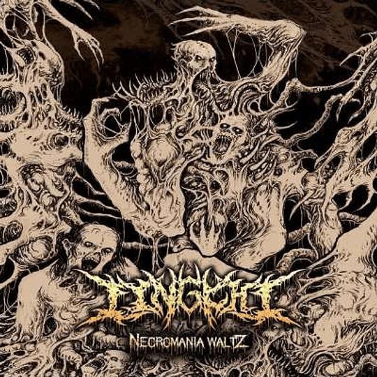 LINGCHI - Necromania Waltz CD
