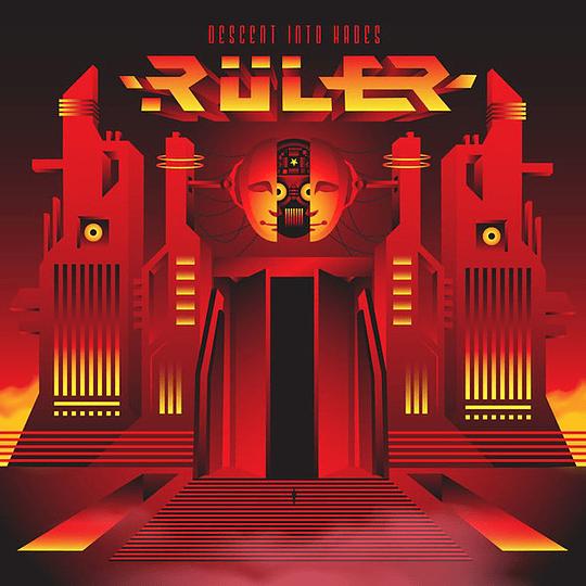 RULER - Descent Into Hades CD