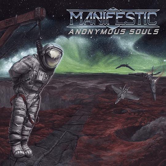MANIFESTIC  - Anonymous Souls CD