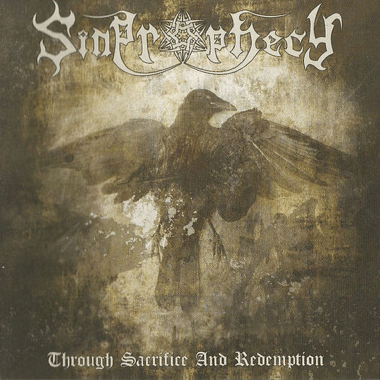 SINPROPHECY -  Through Sacrifice And Redemption CD