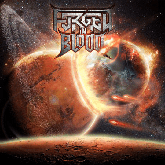 FORGED IN BLOOD - S/t CD