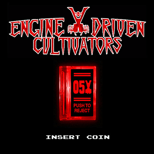 ENGINE DRIVEN CULTIVATORS - Insert Coin CD