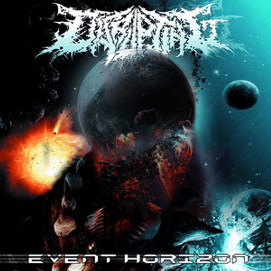 DISRUPTING - Event Horizon CD