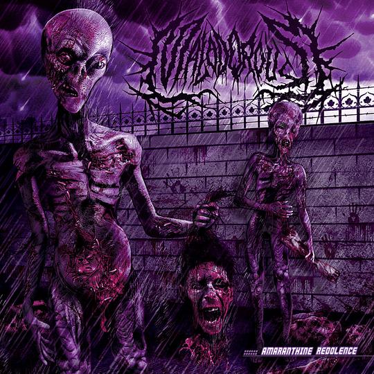 MALODOROUS - Amaranthine Redolence CD
