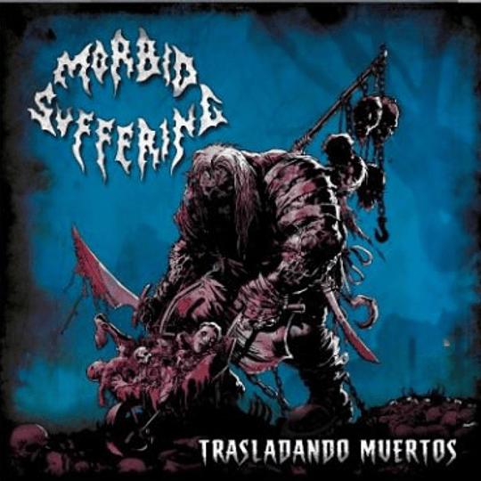 MORBID SUFFERING - Traslado de Muertos CD