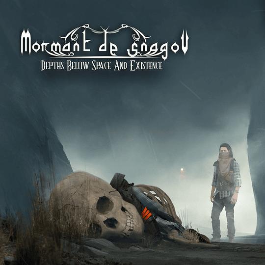 MORMâNT DE SNAGOV - Depths Below Space And Existence CD