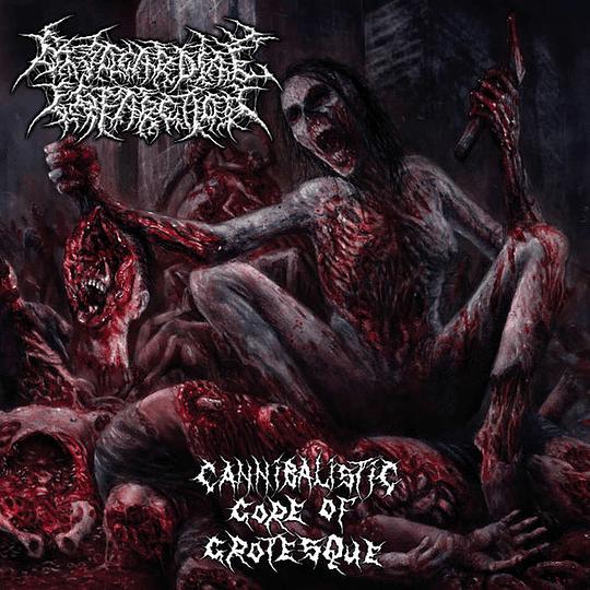 MYOCARDIAL INFARCTION - Cannibalistic Gore Of Grotesque CD