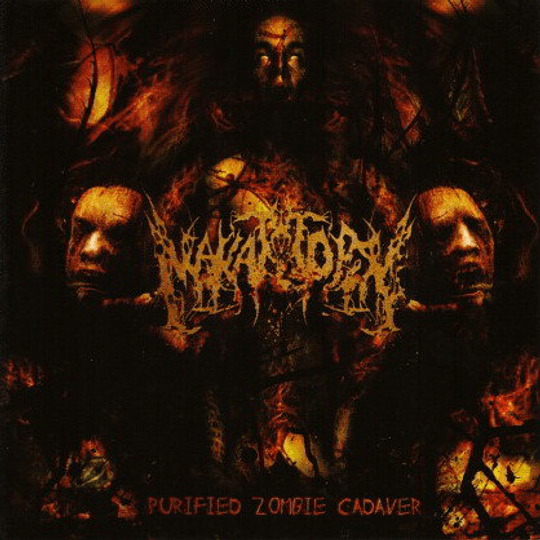 MAKATTOPSY - Purified Zombie Cadaver CD