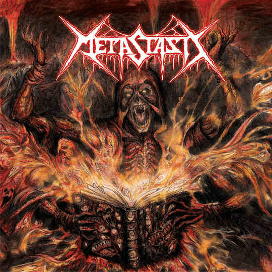 METASTASYS - The Essence That Precedes Death CD