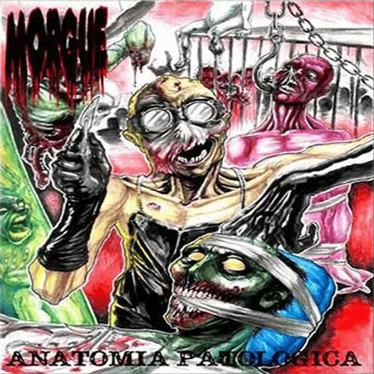 MORGUE - Anatomía Patológica CD