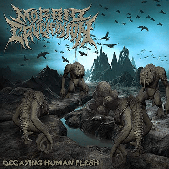 MORBID CRUCIFIXION - Disembodied Remnants CD
