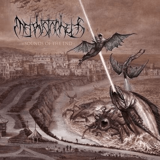 MEPHISTOPHELES  -Sounds Of The End CD