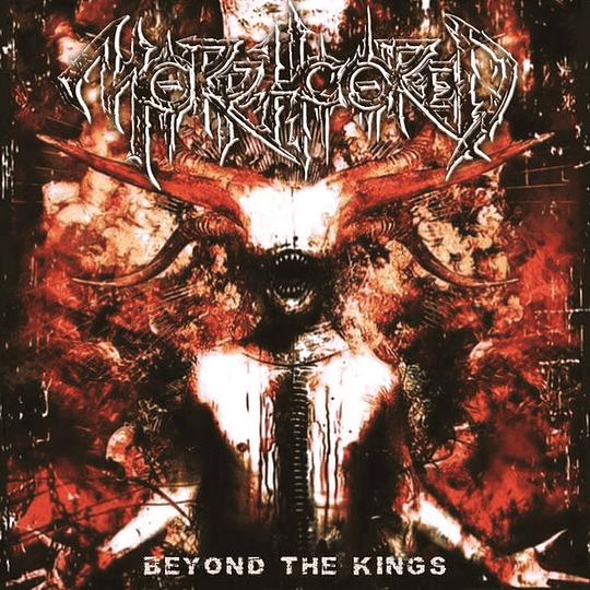 MORPHCORED - Beyond the Kings CD