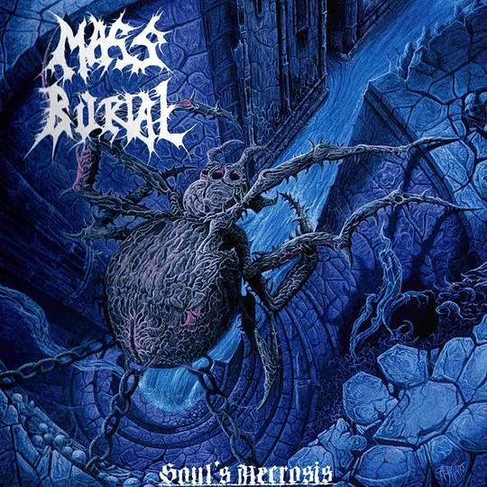 MASS BURIAL - Soul's Necrosis CD