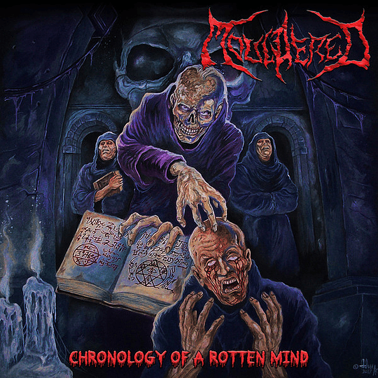 MOULDERED - Chronology Of A Rotten Mind CD