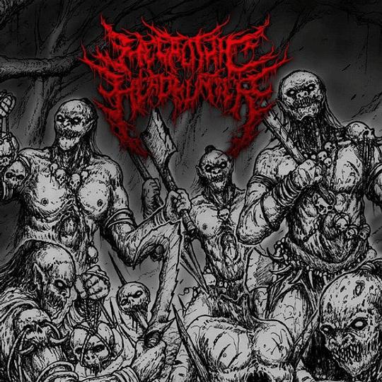 MEGALITHIC HEADHUNTER - Headless Postmortal Putrefaction CD